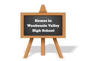 Homes Available in Waubonsie Valley High School Today!