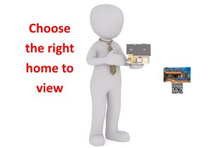 Choose the right home to view